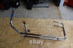 96-11 Harley-davidson Electra Glide Oem Saddlebag Left Mounting Bracket Mount
