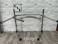 Chrome 11/2 Drum Rack Stand Frame / Accessory / Hardware