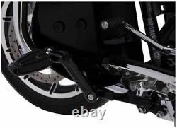 Ciro Frame Mounted Adjustable Highway Peg Mounts Floorboard 60120 Harley Touring