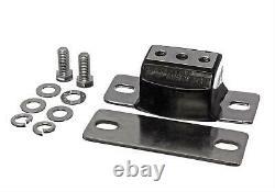 Energy Suspension 3-1132G Bushing Transmission Mount Chrome Black GM Ea