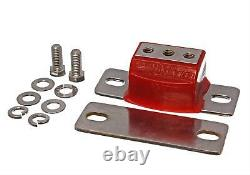 Energy Suspension 3-1132R Bushing Transmission Mount Chrome Red GM Ea