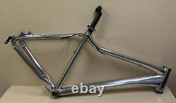 Giant Aluminum Mountain Bike Frame 18 Inch Fits 26 Inch
