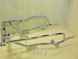 Honda Gold Wing Gl1200 Saddlebag Top Box Luggage Rack Frame Mount