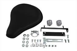Kit includes K model seat, frame cover, chrome 2 springs and mounting hardware