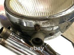 ORIGINAL 1920s-30s PILOT-RAY Accessory Center Steering Driving Light Fog Lamp