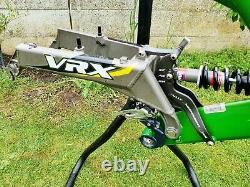 TREK VRX 300 1999 Retro 18 FRAME VGC + Fox Mountain Classic Downhill MTB Bike