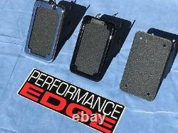 Yamaha Raider Side Mount License Plate Bracket with LED -chrome frame (fits all)